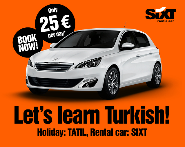 Fly With Sunexpress Rent Your Car Through Sixt Or Rentalcars