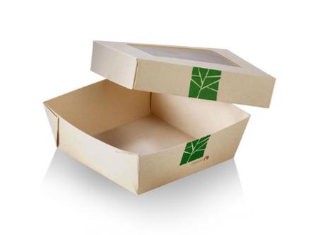 Salatschale aus Paperwise